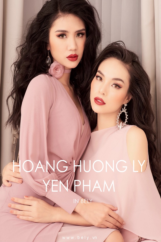 PHAM YEN & HOANG HUONG LY in BELY